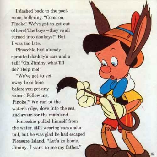 Pinocchio – Storyteller   Children's Records
