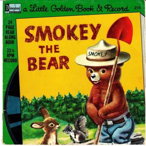 Smokey the Bear – Storyteller | Children's Records