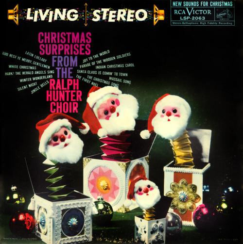 Ralph Hunter Choir – Christmas Surprises | Children's Records
